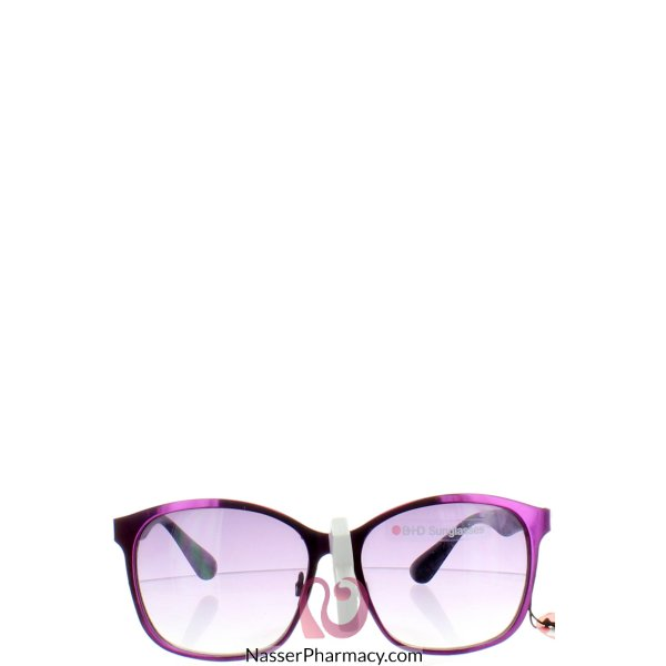 B+d Sunglasses Shinny Purple/mat Bk 4660-53