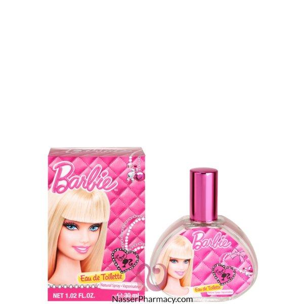 Barbie Eau De Toilette - 100 Ml