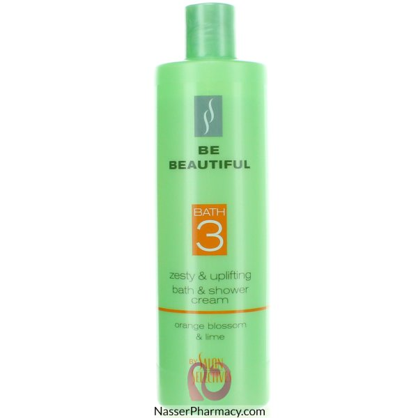 Be Beautiful Zesty & Uplifting Bath 400ml-46811