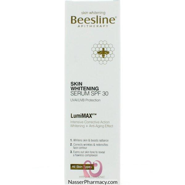 بيزلين Beesline  سيروم لتفتيح البشرة عامل الوقاية ٣٠ - 30جرام