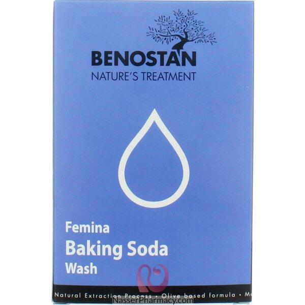 Benostan Feminine Douche Baking Soda 150ml
