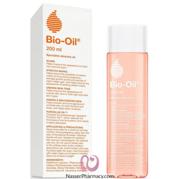 Bio-oil Skin Care Oil 200 Ml #114062