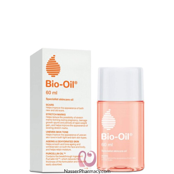 Bio-oil Skin Care Oil 60 Ml