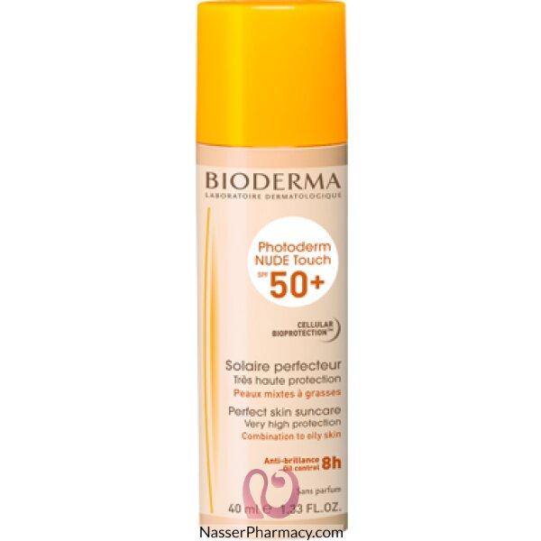 بيوديرما  فوتوديرم نود تاتش  بمعامل حماية من الشمس  +50 ( 40  مل)