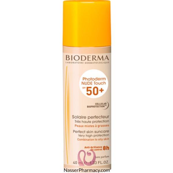 Bderma Phtoderm Nude Tch Spf50+ Tnt Clair 40ml