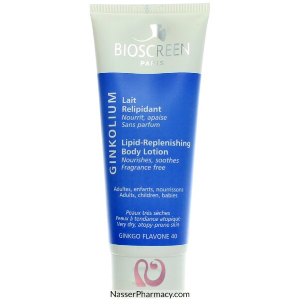 Bioscreen Ginkolium Lipid Replenishing Body Lotion 200ml