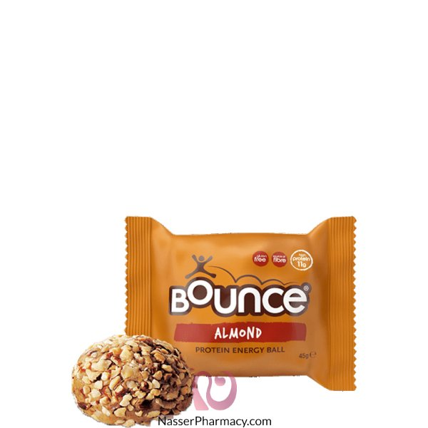 Bounce Almond Protein Bounce Balls Box /12