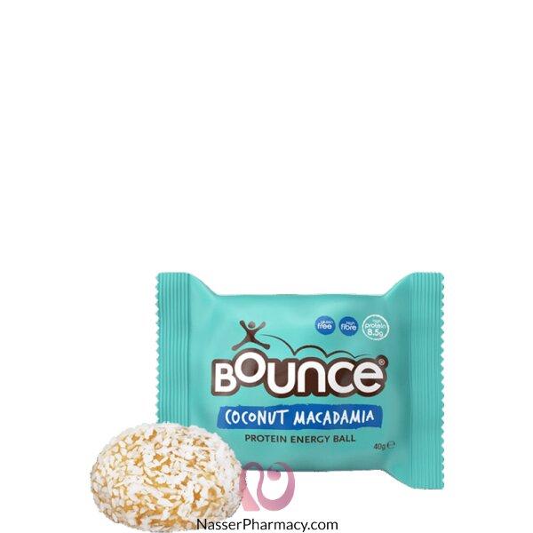 Bounce Coconut & Macadamia 40g
