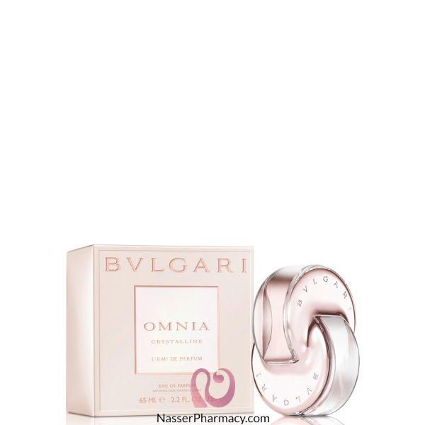 Bvlgari Omnia Crystalline Eau De Parfum For Women - 65 Ml