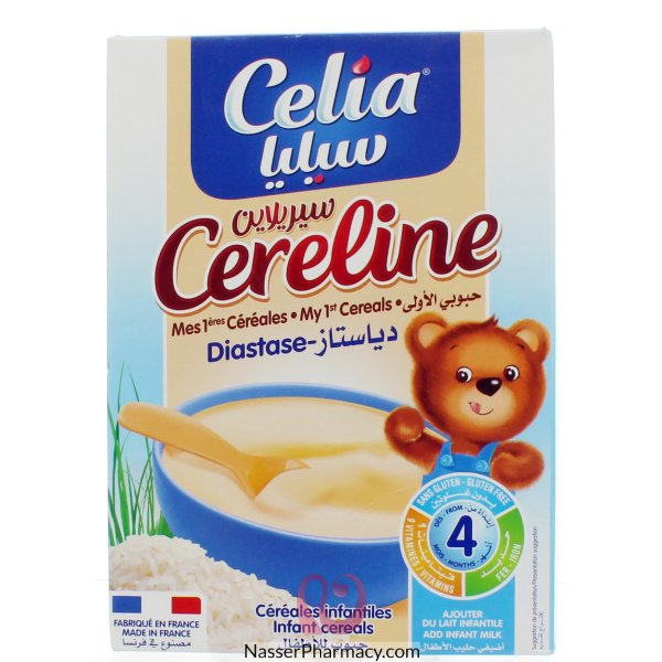 Celia Cereline Cereals Diastase 200g