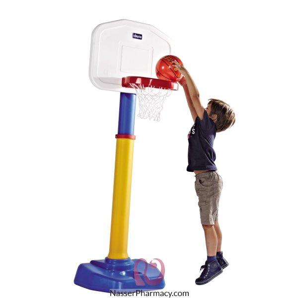 شيكو Chicco  لعبة كرة السلة  للأطفال من 3شهر ل 12 شهر