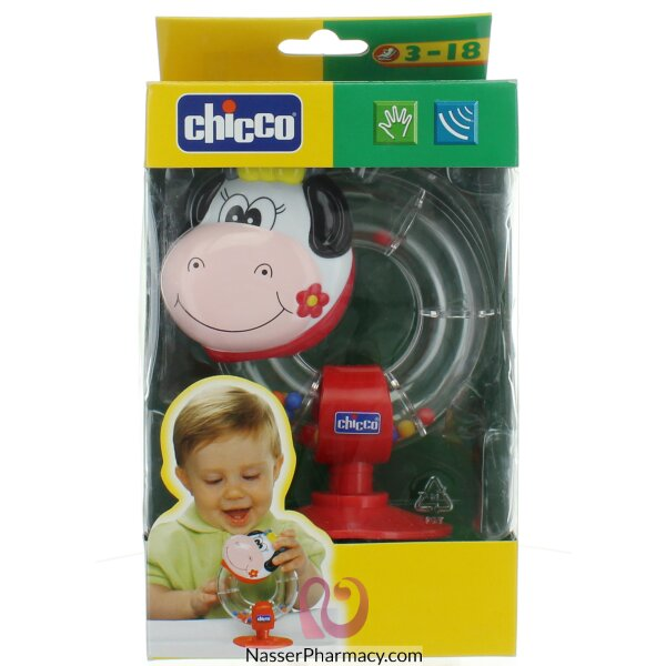 Chicco Cow Rattle