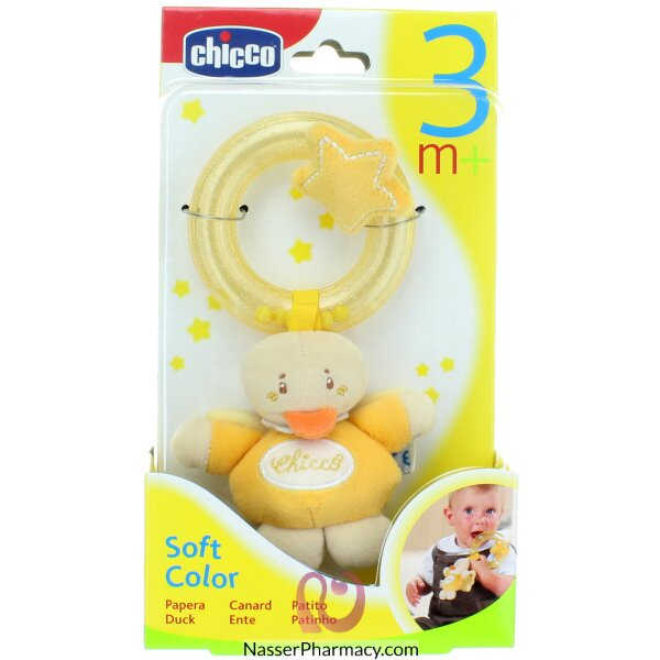 Chicco Duck Soft Color