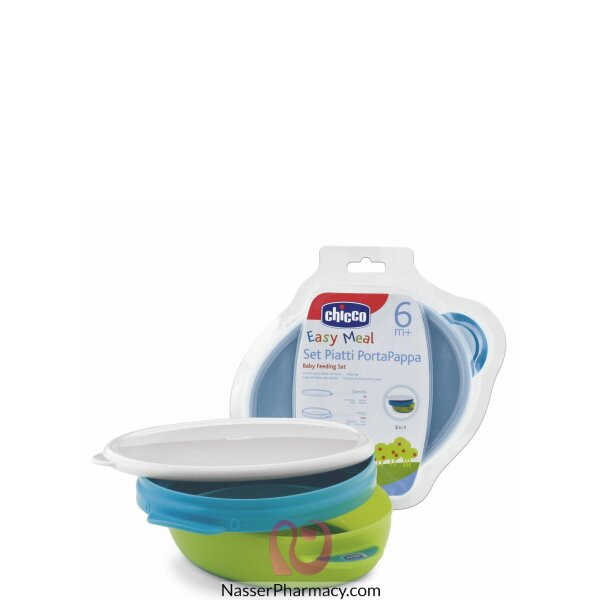 Chicco Feeding Set (teller) 6m+