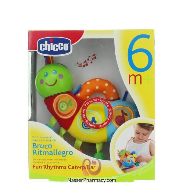 Chicco Fun Rhythms Caterpillar
