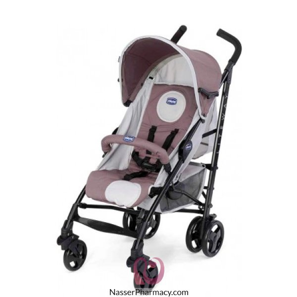 Chicco  Lite Way Complete Stroller (with Foldable Bumper Bar)