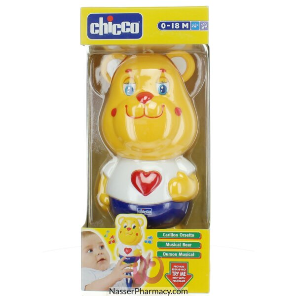Chicco Musical Bear (0-18 M)