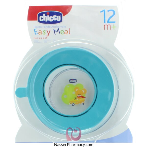 Chicco Non Slip Dish +12months
