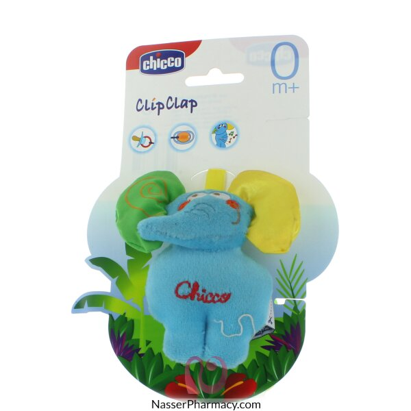 Chicco Soother Clip With Musical End Doll