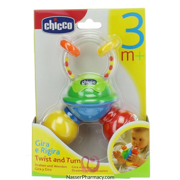 Chicco Twist And Turn Rattle