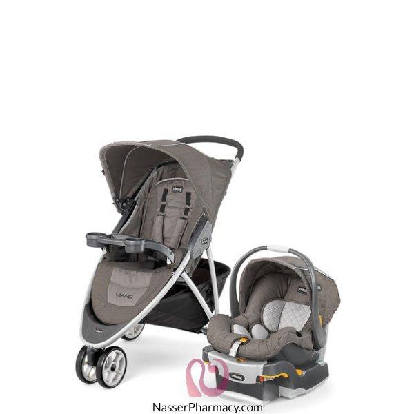 Chicco - Viaro Stroller - Graphite