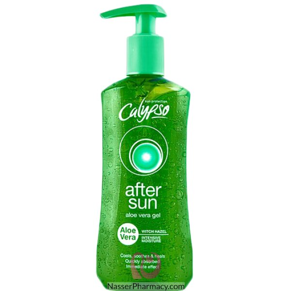 Calypso Aloe Vera After Sun Gel  250ml
