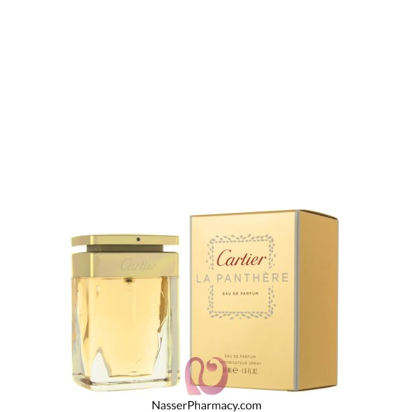 Cartier La Panthere, Eau De Parfum - 50 Ml