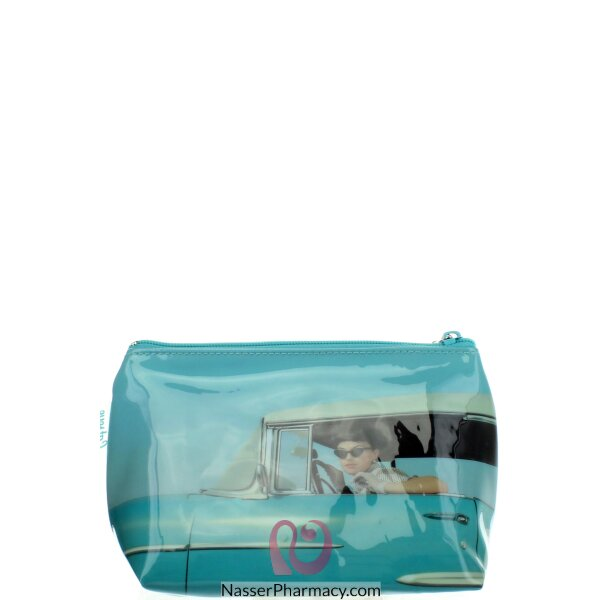 جيلي كات Jellycat حقيبة صغيرة برسمة بنت في سيارة زرقاء