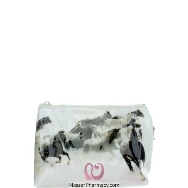 جيلي كات Jellycat  حقيبة صغيرة برسمة حصان ثلجي