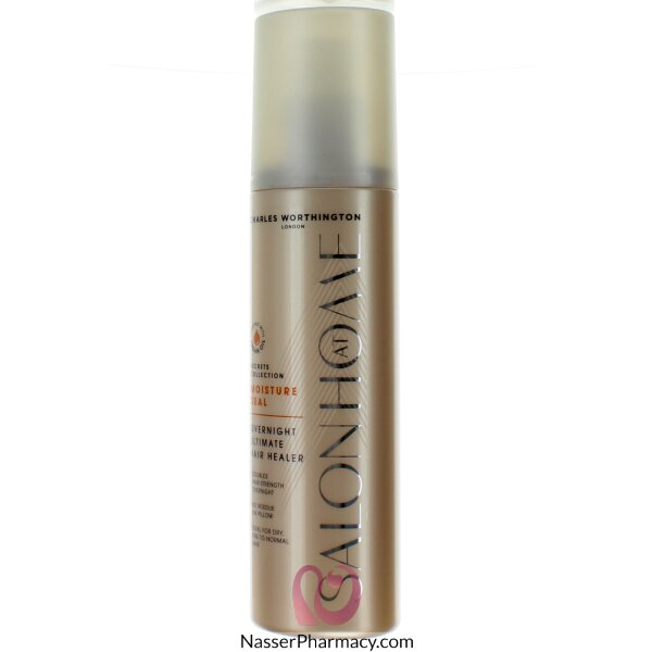 Charles Worthington Moisture Seal Overnight Ultimate Hair Healer - 200ml