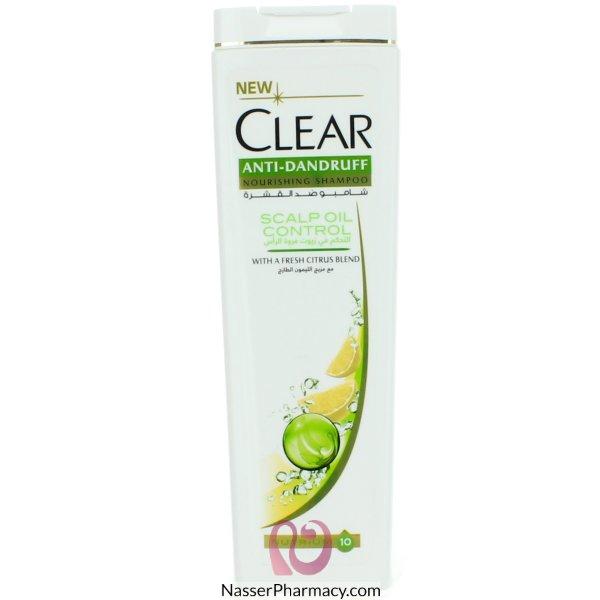 Clear Shamp Scalp Oil Ctrl 400ml