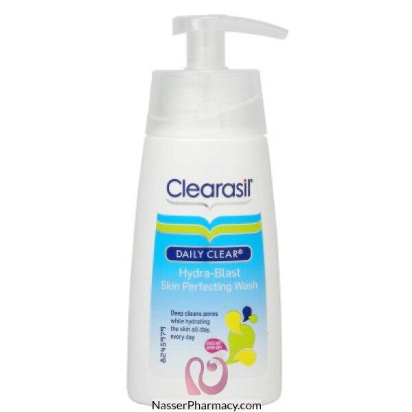 كليراسيل Clearasil  هايدرا بلاست غسول منقي للبشرة يومي- 150 مل