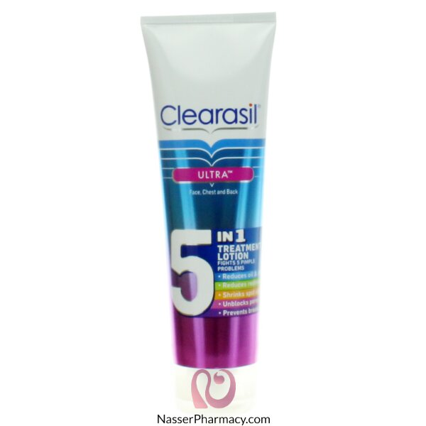 Clearasil 5 In 1 Treatment Lotion 100ml