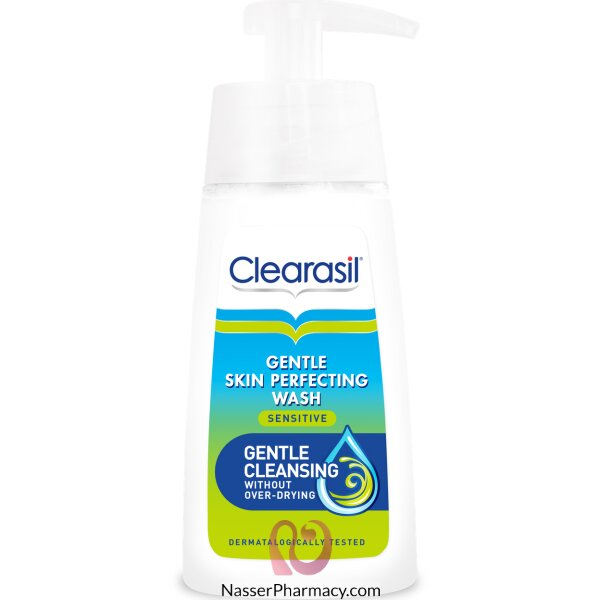 Clearasil Daily Clear Oil-free Daily Gel Wash 150ml