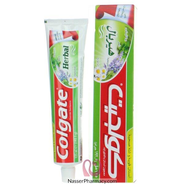 كولجيت معجون أسنان بخلاصة الأعشاب 125 مل