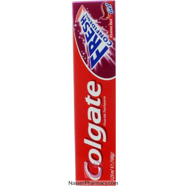 Colgate Conf Red 125ml