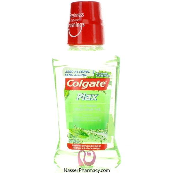Colgate Plax Fresh Tea M/wash 250ml