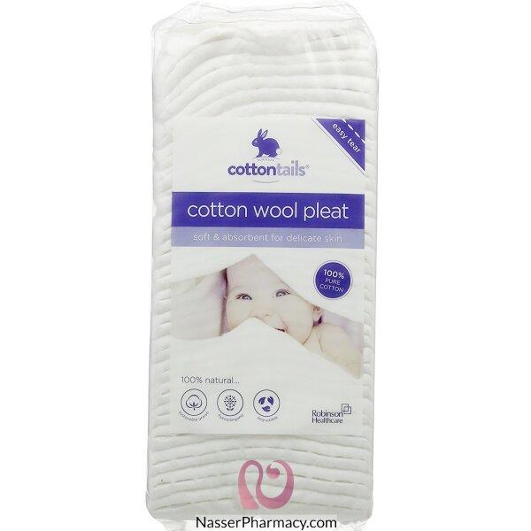 روبنسون Cottontail  ضمادات قطن مطوية للأطفال 200 جرام