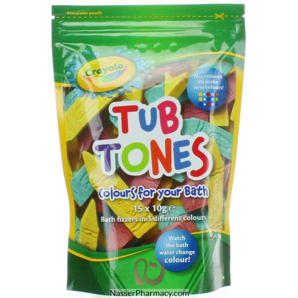 Crayola Tub Tones 15x10g