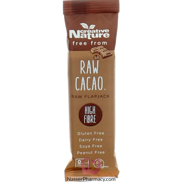 Creative Nature Raw Cacao Superfood Bar 38g