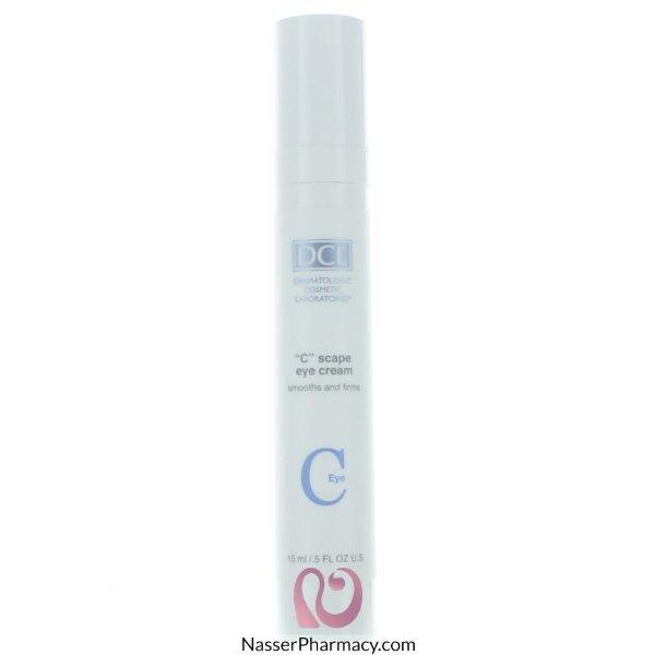 Dcl C Scape Eye Cream - 15 Ml
