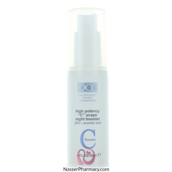 Dcl  C Scape Night Booster - 30ml