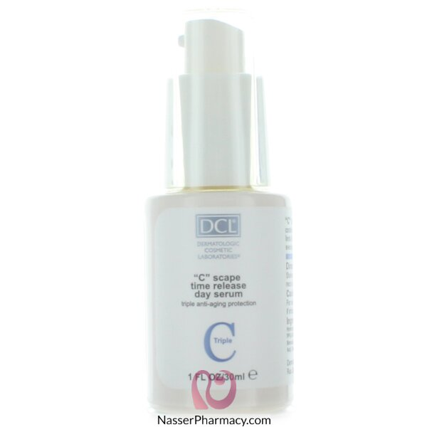 Dcl C Scape Time Release Day Serum - 30ml