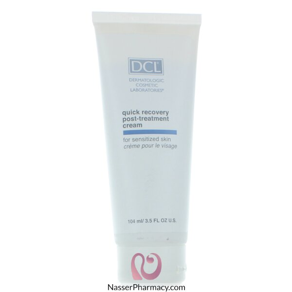 Dcl Quick Recovery Post Treatment Sensitive Skin -  104ml