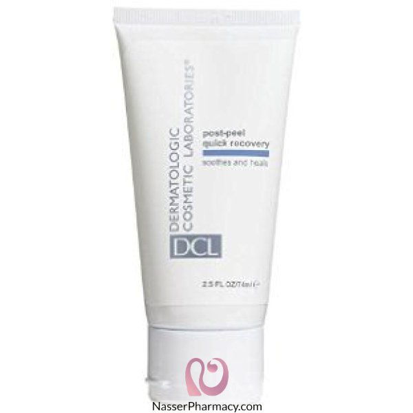 Post Peel Quick Recovery 2.5oz