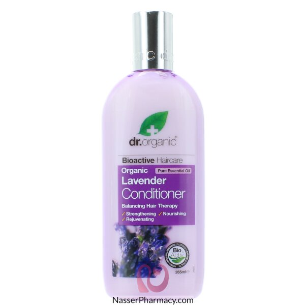 Dr Organic Lavender Conditioner - 250ml
