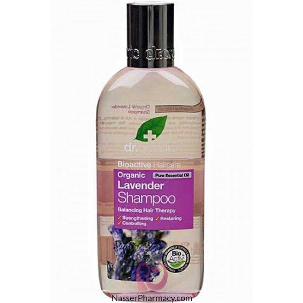 Dr Organic Lavender Shampoo - 250ml