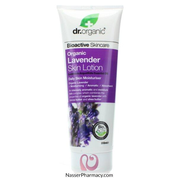 Dr Organic Lavender Skin Lotion - 200ml
