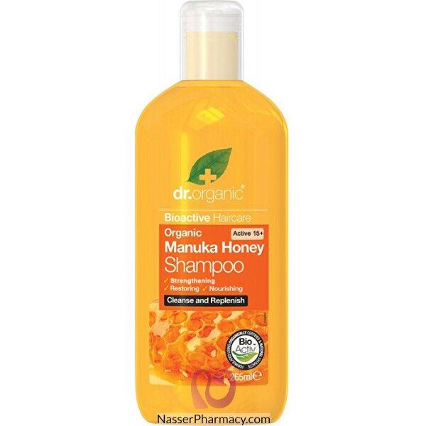 Dr Organic Manuka Honey Shampoo - 265ml