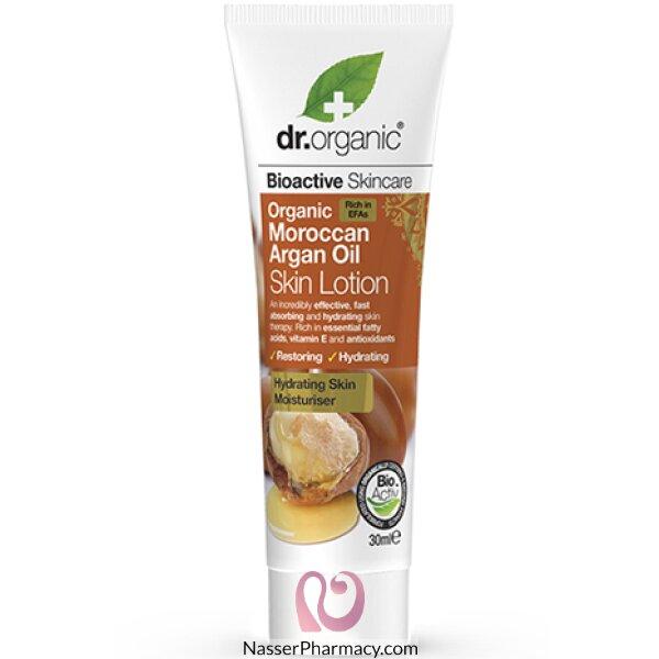 Dr. Organic Moroccan Argan Oil Skin Lotion  30ml-dr00465